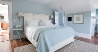 The Harbour Island Bedroom